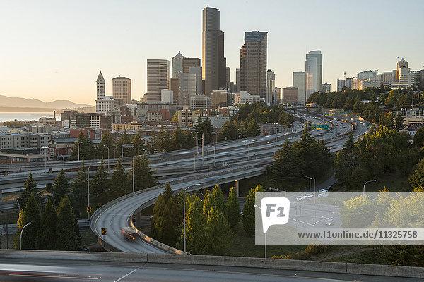 Seattle city in Washington State