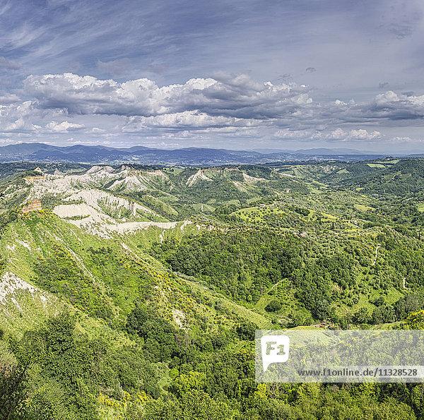 Bagnoregio villagein Lazio