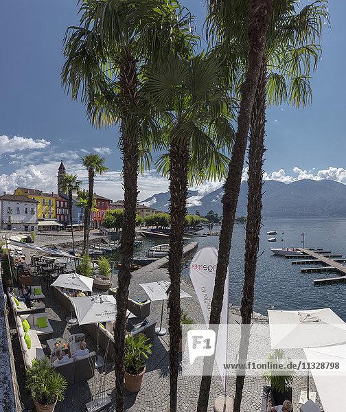 Ascona in the Ticino