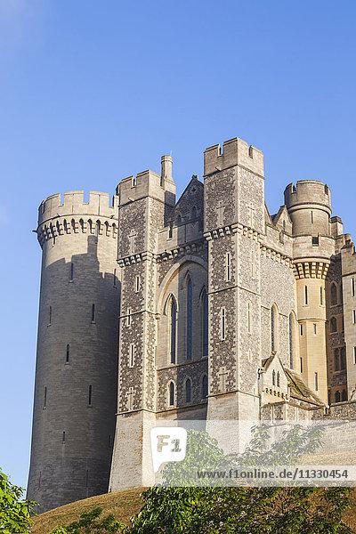 England  West Sussex  Arundel  Arundel Castle