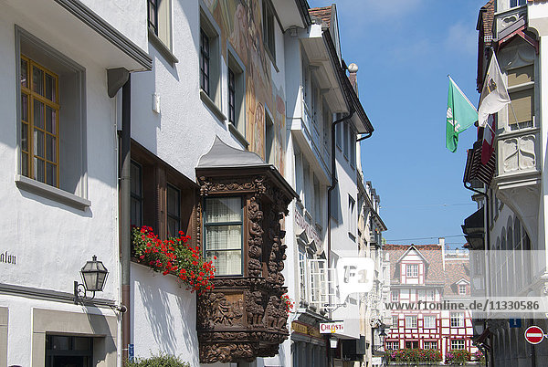 Old Town of St. Gall