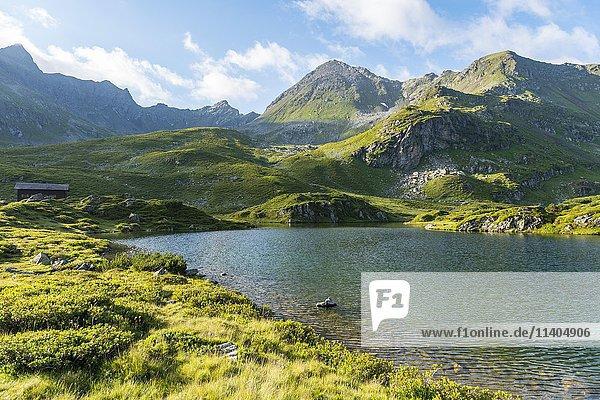 Giglachseen  Berglandschaft  Schladminger Tauern  Schladming  Steiermark  Österreich  Europa