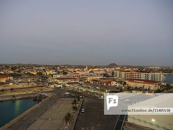 Oranjestad  Aruba  Lesser Antilles  North America