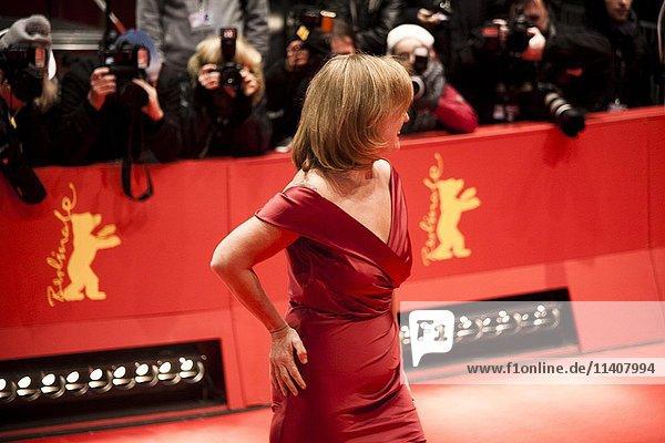 Roter Teppich  Berlinale Filmfestspiele  Berlin