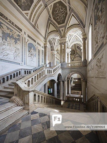 Universität  Universita Degli Studi di Catania  Catania  Provinz Catania  Sizilien  Italien  Europa
