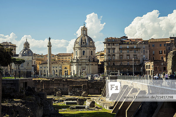 'Capitoline Hill; Rome  Italy'