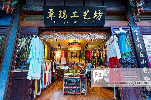 Kunming  Yunnan  China  Asia.