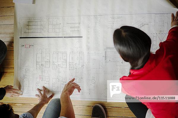 Mitwirkende Architekten