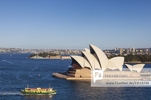 Sydney Opera House  Darling Harbour  Sydney  New South Wales  Australia