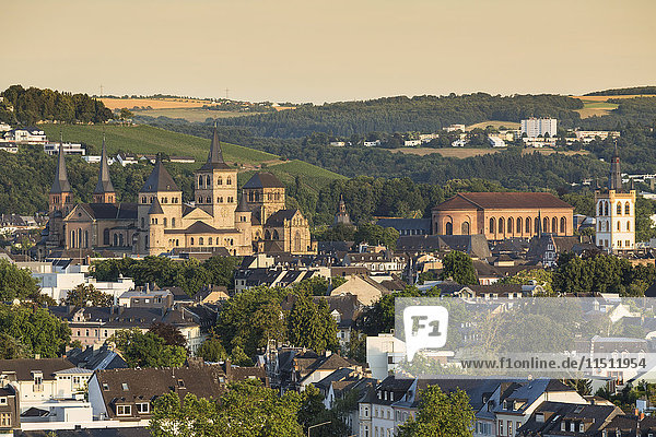 St Peter's Cathedral (UNESCO World Heritage Site)  Rhineland-Palatinate  Germany