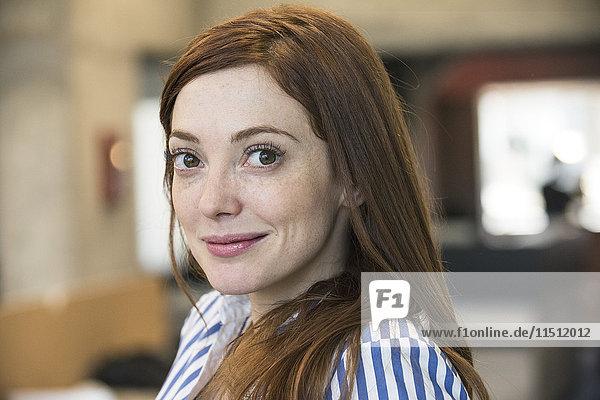 Professionelle Frau  Portrait