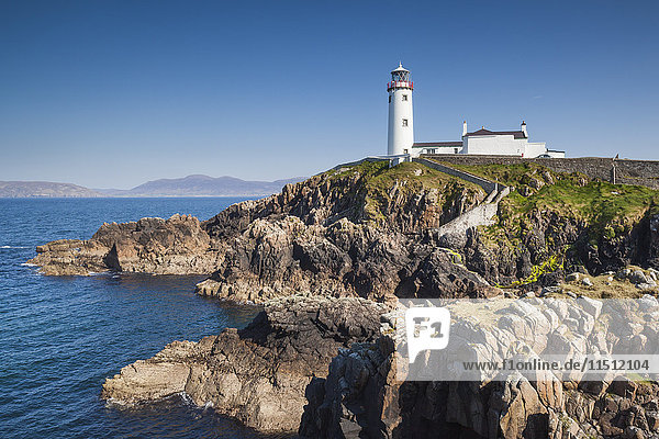 Ireland  County Donegal  Fanad Peninsula  Fanad Head Lighthouse