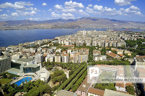 Turkey  Aegean Coast  province of Izmir  Izmir  general view