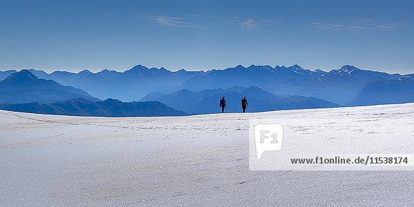 Frankreich  Ecrins Alpen  Dauphine  Berglandschaft