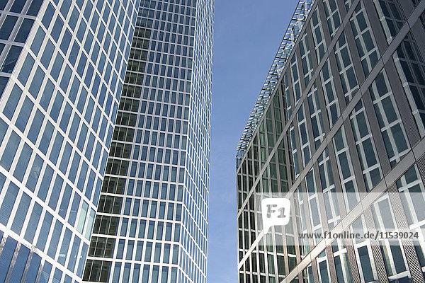 Deutschland  München  Fassaden von Highlight Towers