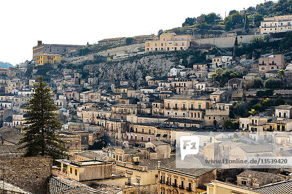 Italien  Sizilien  Modica  Stadtraum