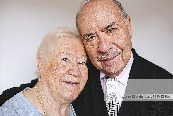 Porträt eines älteren Paares