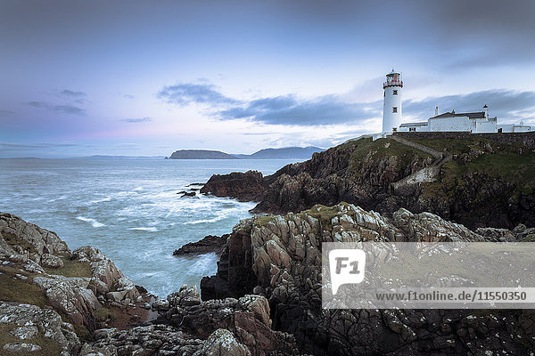 Irland  Fanad Head  Leuchtturm