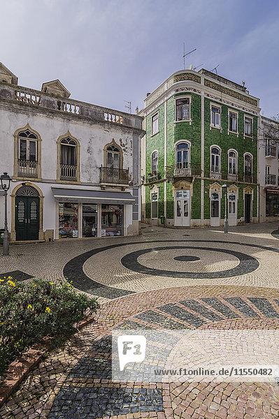 Portugal  Algarve  Lagos  Luis de Camoes Platz