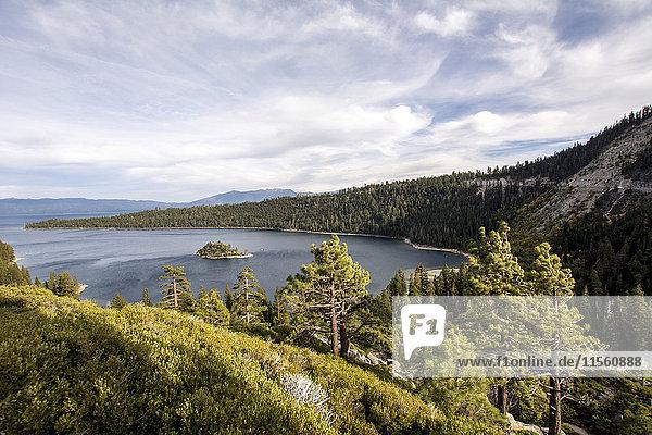USA  Kalifornien  Lake Tahoe