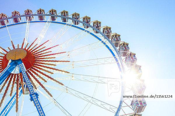 Deutschland  München  Riesenrad auf dem Oktoberfest Deutschland, München, Riesenrad auf dem Oktoberfest