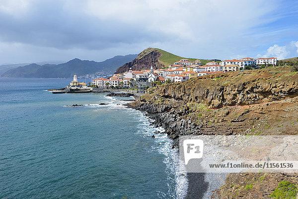 Portugal  Madeira  Dorf auf der Halbinsel Ponta de Sao Lourenco