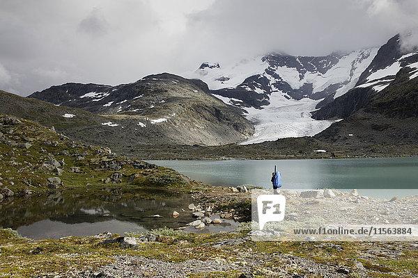 Norwegen  Wandern im Jotunheimen-Gebiet