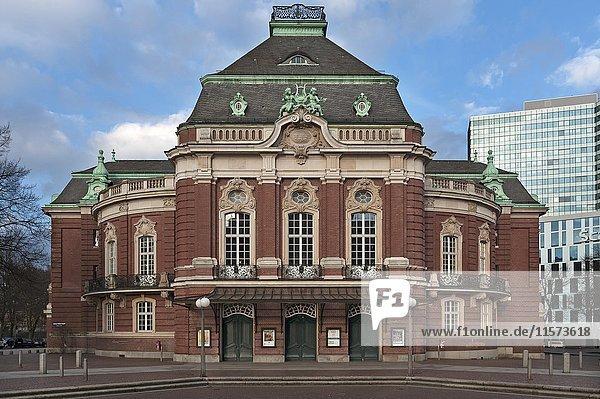 Laeiszhalle  Konzerthaus  Hamburg  Deutschland  Europa