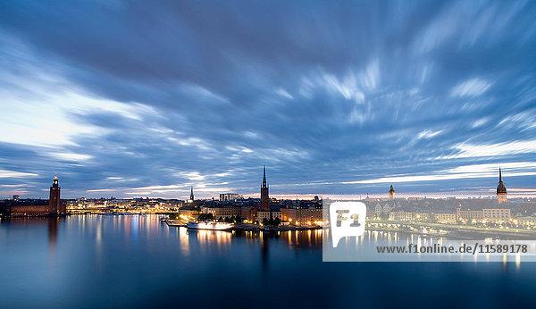 Skyline von Stockholm