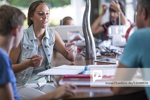 Gemeinsames Lernen zu Hause Gemeinsames Lernen zu Hause