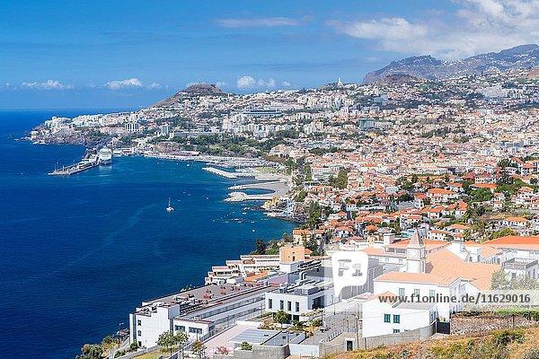 Funchal  Madeira  Portugal.