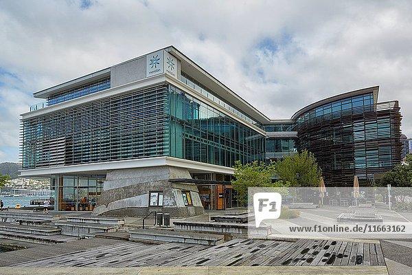 Meridian Energy Building,  Wellington,  New Zealand.