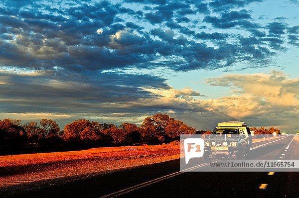 Lasseter Highway  Northern Territory  Australia  Oceania