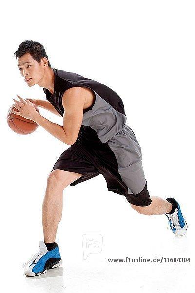 Basketball players to play basketball