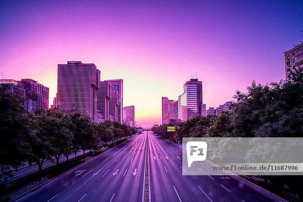 Urban construction of Beijing Development Zone
