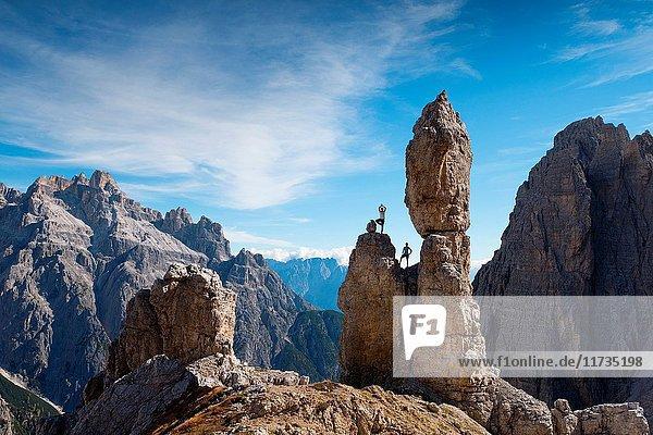Dolomites Auronzo Cadore Veneto Italy.