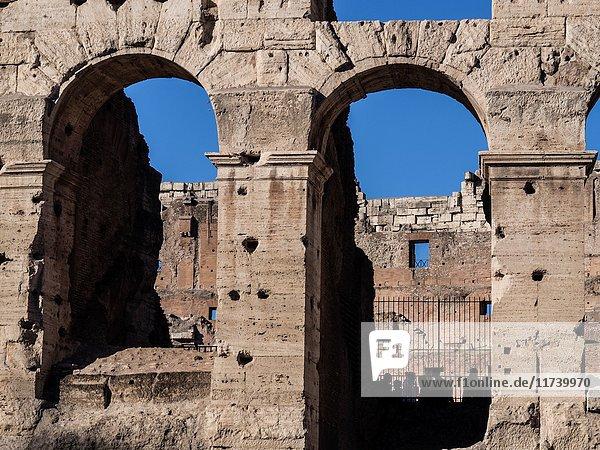 Colosseum  ROME  ITALY.