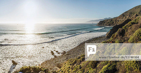 Big-Sur-Nationalpark  Kalifornien  USA