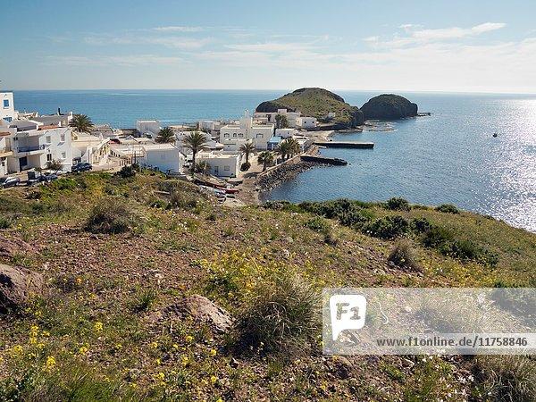La Isleta. Almeria. Andalucia. Spain. Europe