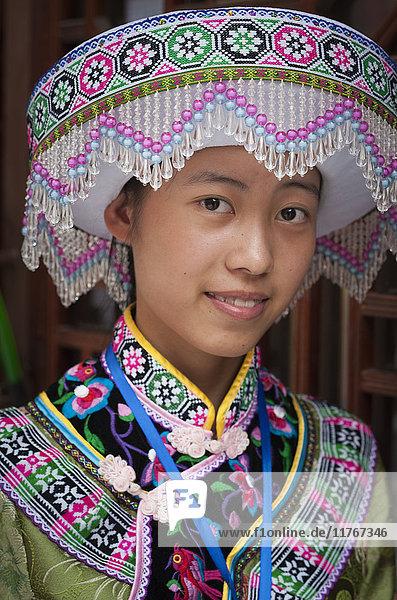 Xingwen Miao Folk Village  Sichuan Province  China  Asia