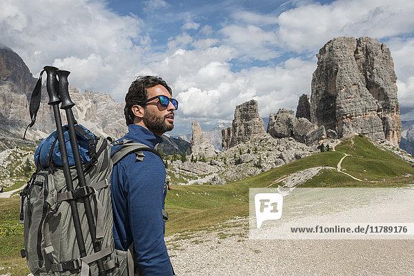 Italien  Männer-Trekking in den Dolomiten