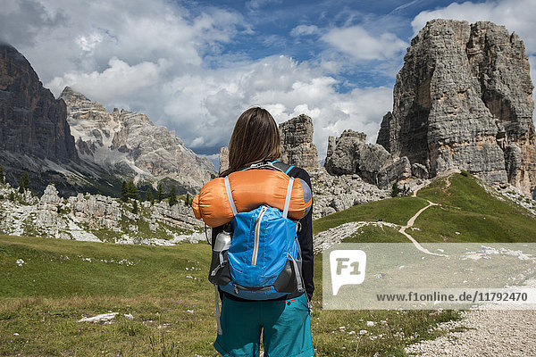 Italien  Frauen-Trekking in den Dolomiten