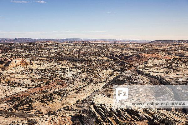 Escalante  Utah  USA