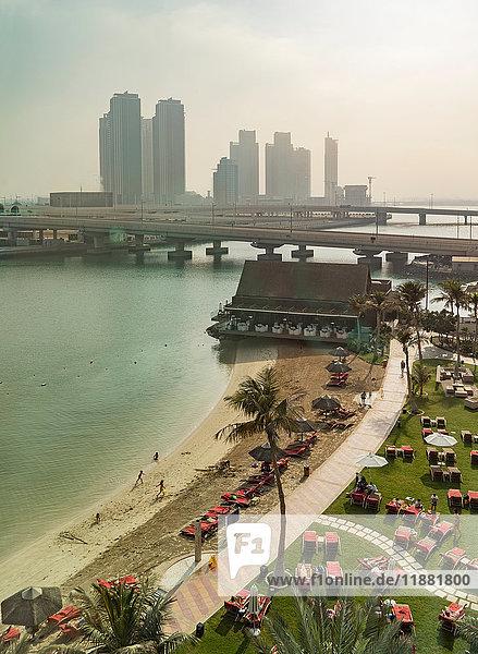 Abu Dhabi  United Arab Emirates  Asia