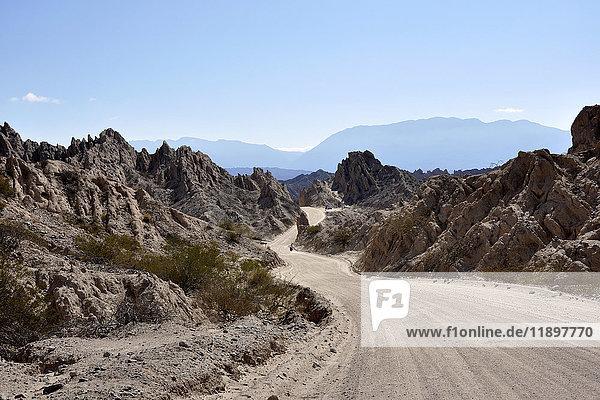 Argentina  Salta region  Ruta 40 Quebrada de las fiechas