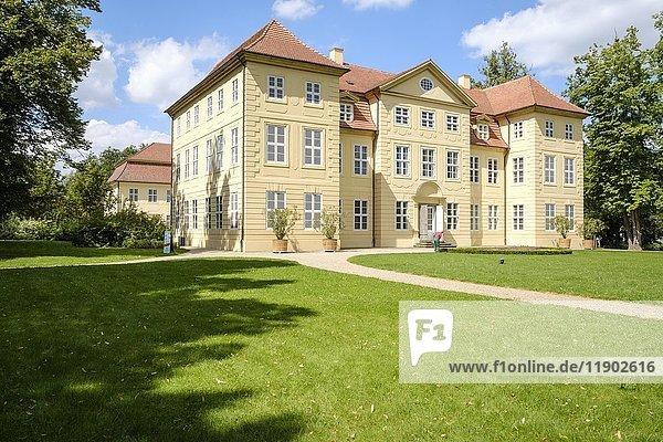 Schloss Mirow  Mirow  Mecklenburg-Vorpommern  Deutschland  Europa