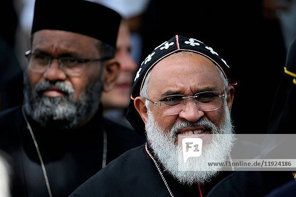 Orthodox priests.
