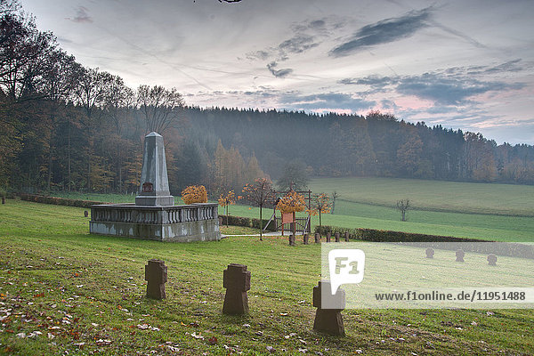 Austria  Wieselburg  military cemetery