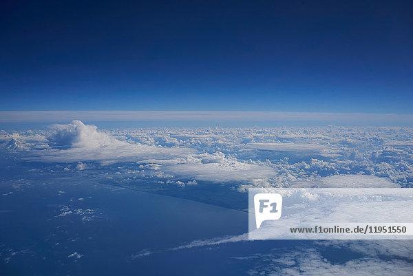Luftaufnahme der Ostsee