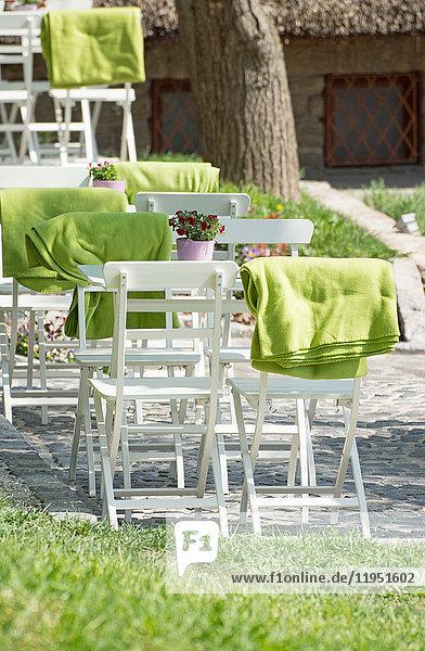 Garten-Café